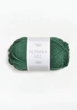 Bilde av Alpakka ull
